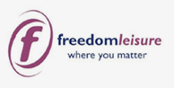 Freedom leisure logo