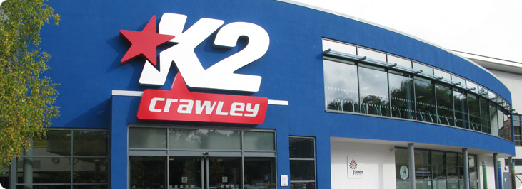 k2 nursery crawley outside view