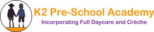 K2 Pre-School Academy Logo